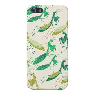 Praying Mantis iPhone Case