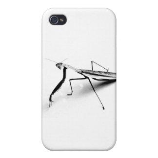 Praying Mantis Case For iPhone 4