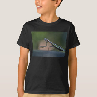 Praying Mantis Kids Tee Shirt