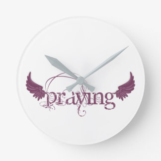 Praying Round Clock
