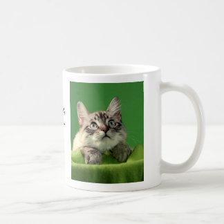 Praying Siamese Cat Mug