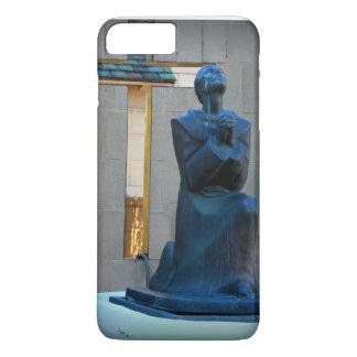 Praying Statue iPhone 7 Plus Case