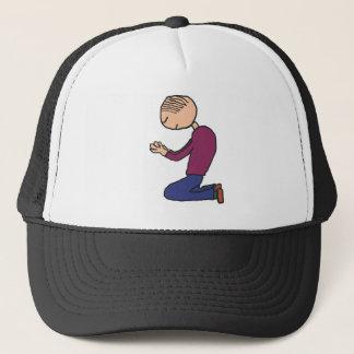 Praying Trucker Hat