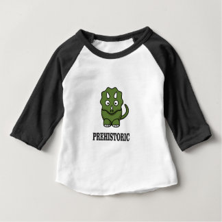 pre historic dinosaur yeah baby T-Shirt