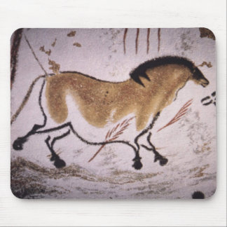 Pre-historic Horse Mouse Pad