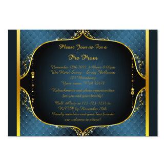 Pre-Prom invitation, Pre-Prom, Quinceanera,Sweet16 Card