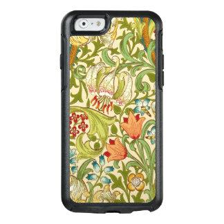 Pre-Raphaelite d'or de cru de lis de William Coque OtterBox iPhone 6/6s