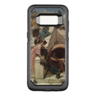 Pre-Raphaelite Waterhouse Art Diogenes OtterBox Commuter Samsung Galaxy S8 Case