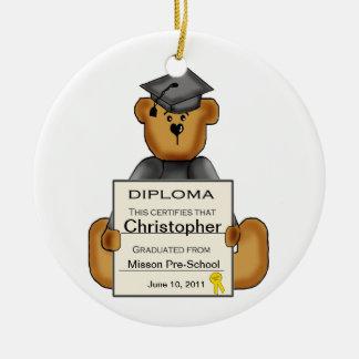 Pre-School Graduation (Customizable) Ornament