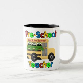 Pre-School Teacher Mug