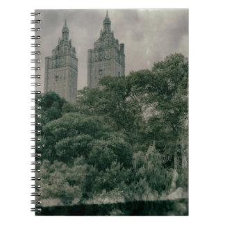 Pre-war architecture note book
