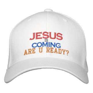 Preach Hat Embroidered Hat