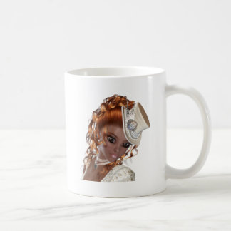 Precious African Woman Coffee Mug