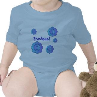 """Precious"" Baby Boy Baby Bodysuit"