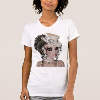 Precious Brunette Woman T-Shirt