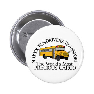 Precious Cargo 2 Inch Round Button