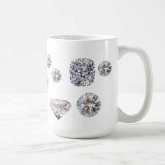 Precious Diamonds Coffee Mug