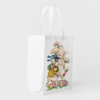 Precious Easter Bunnies Bag - See Back
