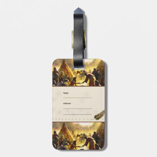PRECIOUS GIFTS COLLECTION LUGGAGE TAG