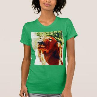 Precious Irish Setter Puppy T-Shirt