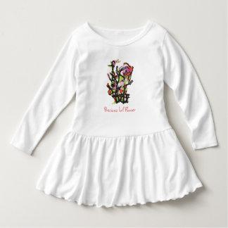 Precious Lil Flower toddler dress