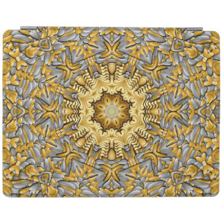 Precious Metal Kaleidoscope iPad Smart Covers iPad Cover