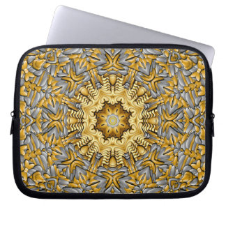 Precious Metal Neoprene Laptop Sleeves
