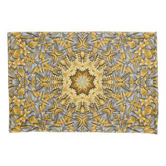 Precious Metal Vintage Kaleidoscope Pillowcases