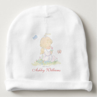 Precious Moments | Girl - Baptism Baby Beanie