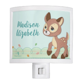 Precious Moments | Woodland Baby Deer Little One Nite Lights