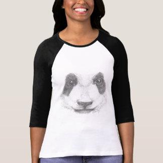 Precious panda bear portrait T-Shirt