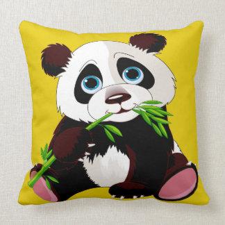 Precious Panda Pillow
