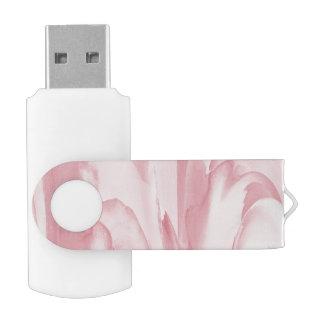 Precious Pink Swivel USB 2.0 Flash Drive