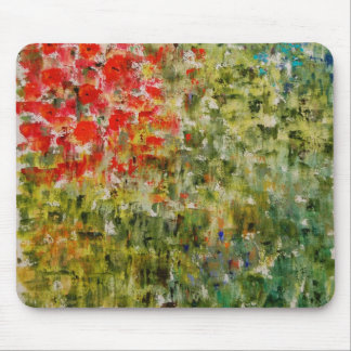 Precious Poppies Mouse Pad