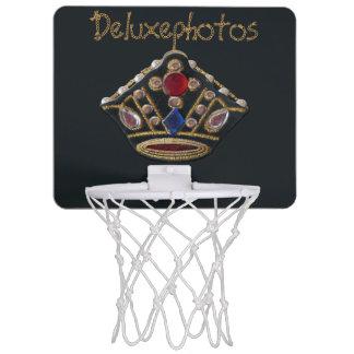 Precious Prince Crown Mini Basketball Hoop