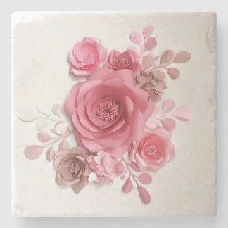 PRECIOUS ROSES Stone Coaster