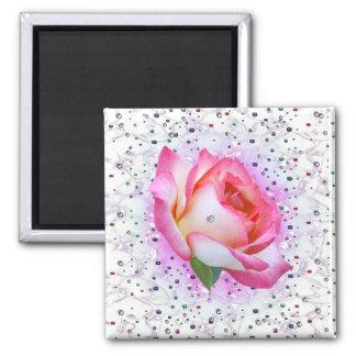 Precious Valentine Rose, magnet