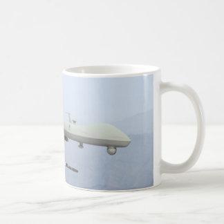 PREDATOR DRONE FIRING COFFEE MUG