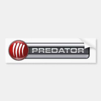 Predator Inc. Gear Logo Bumper Sticker