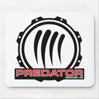 Predator Inc. Gear Logo Mouse Pad