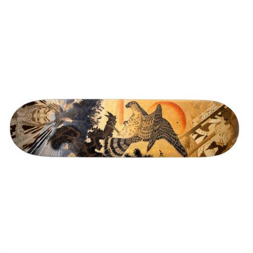 Predator Custom Skateboard
