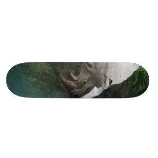 predator skateboard deck