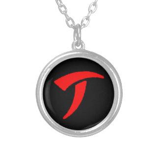 Predator Symbol Necklace