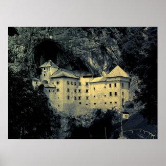 Predjama Castle Print