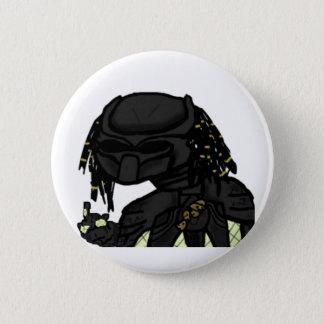 Predutur Badge 2 Inch Round Button