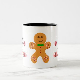 Prefer Gingerbread Men Mug