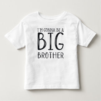 Pregnancy: I'm gonna be a PIGLET brother Toddler T-shirt