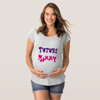 Pregnancy t-shirt Future mommy.