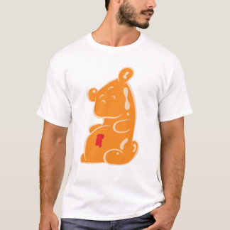 Pregnant Gummy Bear T-Shirt