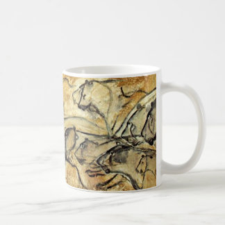 Prehistoric Animals Lascaux Cave Art Coffee Mug